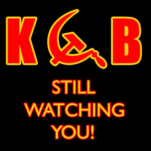 KGB działa nadal