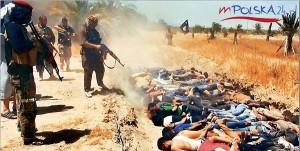 Barbarzyńskie zbrodnie fundamentalistów islamskich