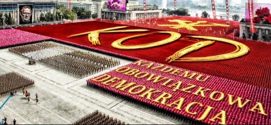 obrońcy totalitaryzmu