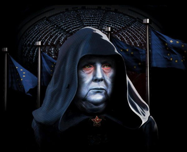merkel imperator