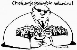 Andrzej Krauze - mafia