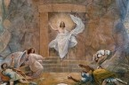 Cytat dnia Szatan, grzech i śmierć zwalczona, przez Chrystusa zwyciężona. Alleluja! Pieśń z XVII w. *** Czyż nie wiecie, że odrobina kwasu całe ciasto zakwasza? Wyrzućcie więc stary kwas, abyście […]