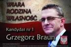 Szanowni Państwo, Drodzy Przyjaciele, W związku ze zbliżającymi się wyborami w Gdańsku, w imieniu KWW Grzegorza Brauna, poszukujemy osób, które pomogą w nadzorze prawidłowego przebiegu i kontroli wyborów. Wybory odbędą […]