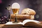 Cytat dnia Chleb iwino – zwielu produktów Śródziemnomorza, stanowiących codzienny pokarm, Jezus wybiera właśnie te dwa, bez których tamtejsi ludzie obyć się nie mogą. Chleb iwino mają stać się nie […]