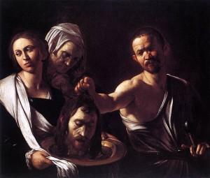 Salome z głową Jana Chrzciciela