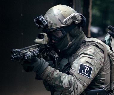 Operator Grom z kotwicą PW
