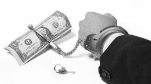 finansowe kajdany