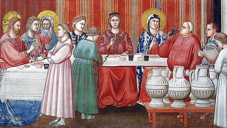 Giotto_Wesele w Kanie