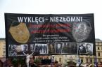 Krakowskie Zaduszki za Żołnierzy Wyklętych-Niezłomnych A.D. 2016 Kraków, 20 listopada 2016 r.