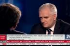 Będąc gościem programu 24 minuty TVP Info, minister Gowin stwierdził, że niedawne wydarzenie w Łagiewnikach nie ma dla polskiej polityki żadnego znaczenia, a Polska nie jest państwem katolickim. Na pytanie […]