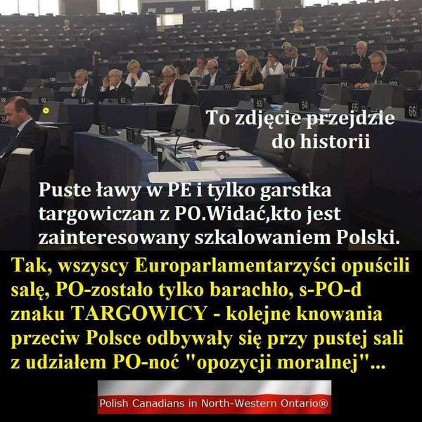 Kabaret niedoinformowanych, czy cyrkowcy NKWD-owca Kiszczaka w UE?