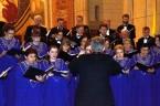 Kolędy w Sanktuarium św. Jana Pawła II śpiewa Chór Mariański pod dyr. Jana Rybarskiego Kraków, 8 stycznia 2017 r