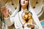 """Prośba Matki Bożej W Fatimie 13 lipca 1917 r. Matka Boża powiedziała: """"Widzieliście piekło, do którego idą dusze biednych grzeszników. Bóg chce je uratować, Bóg chce rozpowszechnić na świecie nabożeństwo […]"""