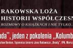 """""""Anoda"""", jeden z pokolenia """"Kolumbów"""" Spotkanie Krakowskiej Loży Historii Współczesnej IPN Uczestnicy: dr Przemysław Benken, dr Tomasz Łabuszewski Prowadzenie: Roman Graczyk Kraków, 15 lutego 2017 r. (dokumentacja, transmisja ' na […]"""