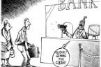 http://www.polska-jutra.eu/polityka-monetarna-polski-cz-5-oprocentowanie-pieniadza/ Z oprocentowaniem pieniądza jest pewien problem – każde rozwiązanie może być krytykowane. Zasadniczo możemy mieć trzy sytuacje: oprocentowanie dodatnie, zerowe albo ujemne pieniądza. Przy oprocentowaniu dodatnim ten, kto ma […]