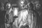 PROTOKOŁY (nr 18) zgłosił się do nas niejaki judasz iskariota legitymujący się dowodem tożsamości w postaci karty pobytu wydanej przez jeden z jerozolimskich hoteli proponując denuncjację obywatela jezusa z nazaretu […]