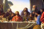 Cytat dnia Judasz, tragiczny bohater dzisiejszej Ewangelii, przyjął ów kawałek chleba i zaraz wyszedł. A była noc. Noc, która panowała nad Jerozolimą, nie była jednak ciemniejsza od tej, która zawładnęła […]