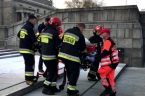 Wczoraj [19.10.2017] pięćdziesięcioczteroletni mężczyzna z Niepołomic podpalił się na parkingu przed Pałacem Kultury. Ugasili go pracownicy PKiN i został zabrany do szpitala {TUTAJ (link is external)}. Jak na razie żyje. […]