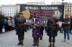 IV Krakowskie Zaduszki za Żołnierzy Wyklętych-Niezłomnych Kraków, 26 listopada 2017 r.