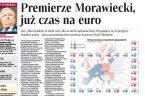 """Premierze Morawiecki, już czas na euro – piszą sygnatariusze listu otwartego w sprawie likwidacji złotówki w Polsce, zamieszczonego na łamach """"Rzeczpospolitej"""". Wśród osób, które podpisały się pod apelem rzucają się […]"""