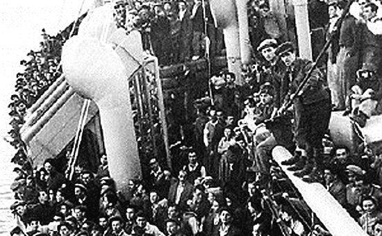 """W ubiegłym roku, 24 lutego 2017 r. minęła 75-ta rocznica przerażającego epizodu z historii Holocaustu, nazywanego Tragedią """"Strumy"""". Dziś już całkiem pomijanego przez Żydów, w ich obsesyjnej narracji oskarżającej […]"""