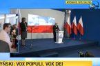 Kaczyński strzelił bramkę opozycji!!! Pomijając głupkowaty nawyk nazywania reprezentantów zagranicy opozycją, zgadzam się. Jarosław Kaczyński strzelił efektowną bramkę. Obniżenie pensji posłom o 20% było celnym strzałem. Wysypała się tylko […]