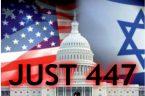 Akt wymuszania przez Żydów gigantycznych haraczy, zwany dla niepoznaki JUST, który zatwierdził senat i kongres USA, przy haniebnej akceptacji Prezydenta RP i Rządu PIS, wskazuje grupę państw do obrabowania – […]