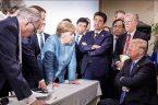 Właśnie zakończył się szczyt G7, czyli grupy najważniejszych siedmiu państw świata [USA, Niemcy, Wielka Brytania, Francja, Włochy, Japonia, Kanada]. Odbył się on w Kanadzie. Premier tego kraju, Trudeau wykazał się […]