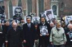 V Krakowskie Zaduszki za Żołnierzy Wyklętych-Niezłomnych Rynek Główny – Bazylika Mariacka Kraków, 3 listopada 2018 r.