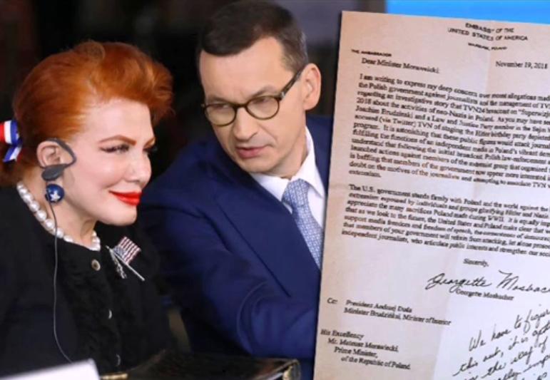 – Ambasador Mosbacher świetnie reprezentuje Departament Stanu i rząd Stanów Zjednoczonych w Polsce. Dodam, że ma polskie pochodzenie. Podziela również nasze idee i wartości. Wartości te obejmują również miłą państwa […]