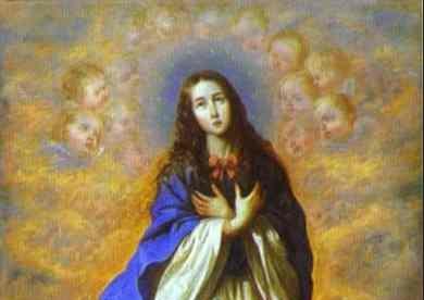 . Bądź Pozdrowiona, Niepokalana! Bądź Pozdrowiona, Pani, Święta Królowo! Święta Boża Rodzicielko, Maryjo, Która jesteś Dziewicą, uczynioną Kościołem I wybraną przez Najświętszego Ojca z nieba, Ciebie On uświęcił z Najświętszym, […]