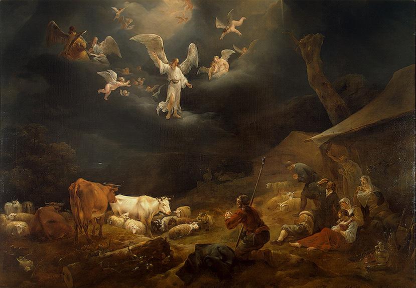 Bóg się rodzi, moc truchleje, Pan niebiosów obnażony; Ogień krzepnie, blask ciemnieje, Ma granice nieskończony. Wzgardzony okryty chwałą, Śmiertelny Król nad wiekami; A Słowo Ciałem się stało i mieszkało między […]