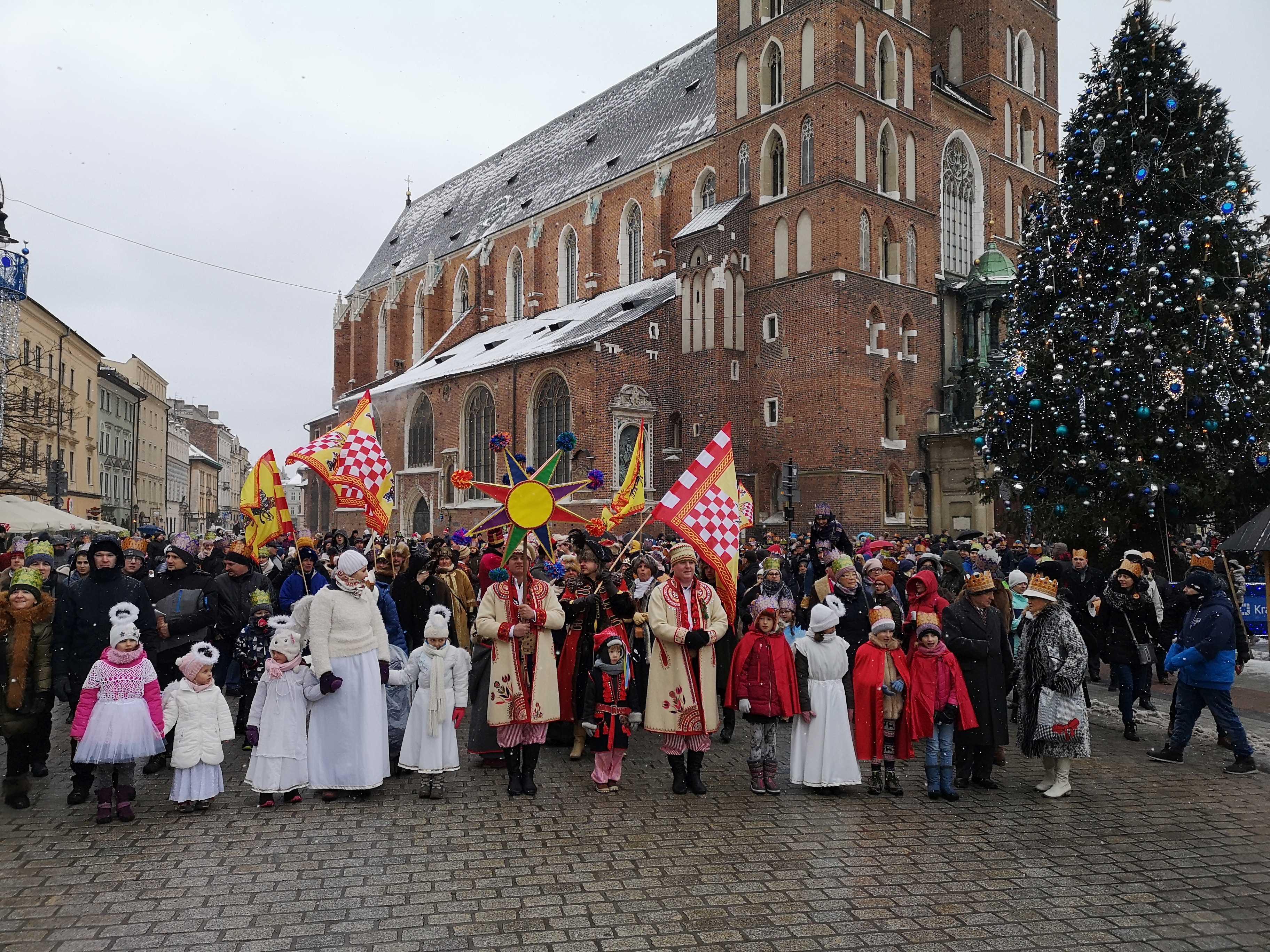 Kraków, 6 stycznia 2019 r.