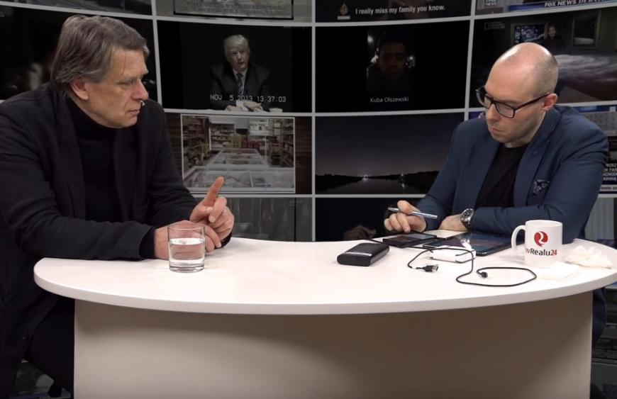 Podczas ostatniej czwartkowej rozmowy z Marcinem Rolą, Krzysztof Karoń ujawnił się jako zwolennik neutralności światopoglądowej państwa. Bardzo dziwnie to brzmi w ustach kogoś, kto zdaje sobie sprawę, że życie społeczne […]