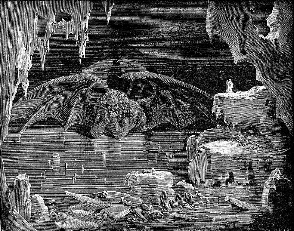 """Wtedy odezwie się i do tych po lewej stronie: """"Idźcie precz ode Mnie, przeklęci, w ogień wieczny, przygotowany diabłu i jego aniołom! / Mt 25,41/ """"Dziś byłam w przepaściach piekła, […]"""