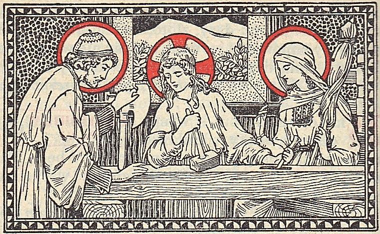 . . Wzorem rodziny chrześcijańskiej jest Rodzina z Nazaretu, w której wyrósł i wychował się Jezus. W ubogim domu, w zwyczajnych warunkach, rozwijało się najszczęśliwsze życie rodzinne, oparte na prawie […]