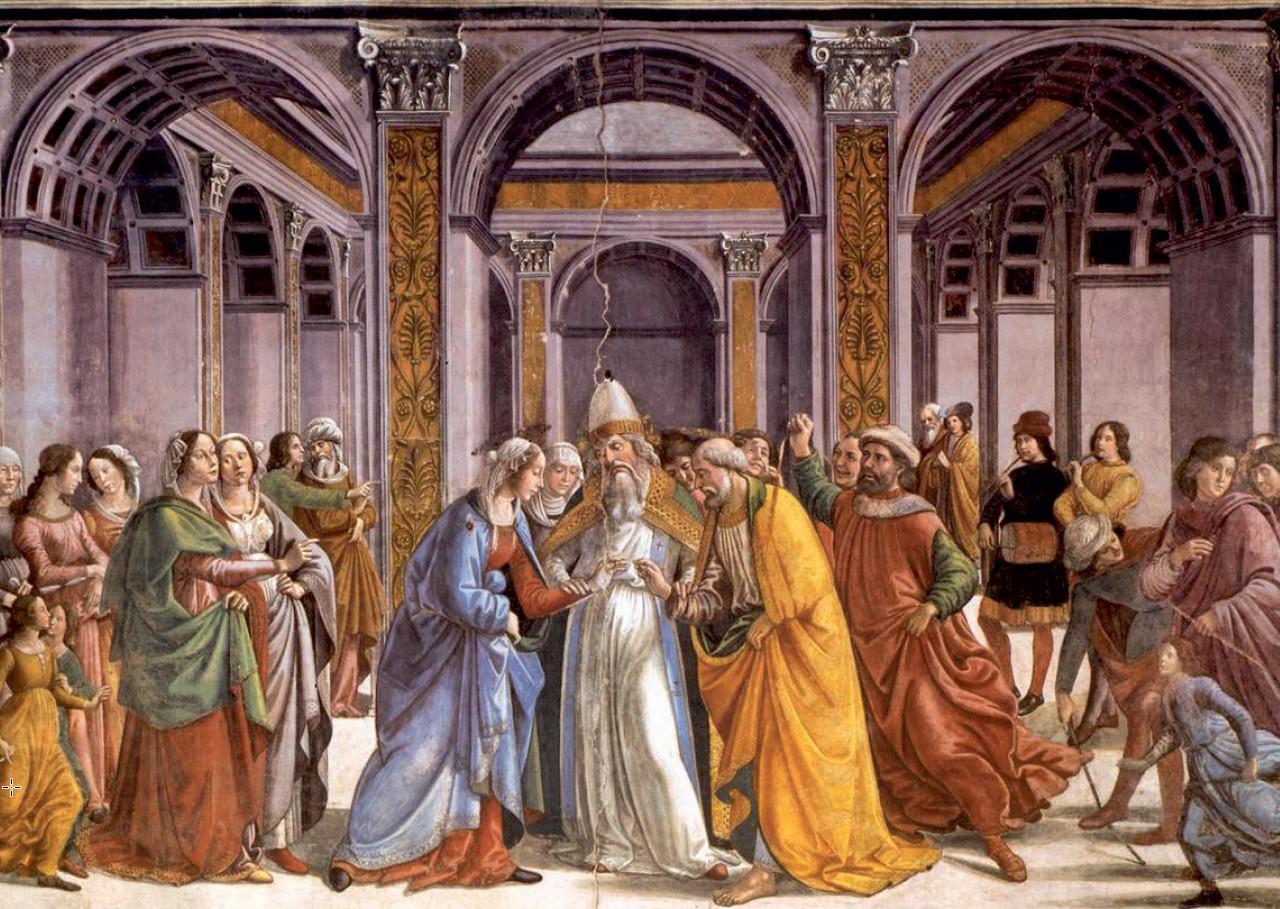 . . 23 stycznia Zaślubiny Najświętszej Maryi Panny (Uroczystość tę zaprowadzono w roku Pańskim 1725)  Dzisiejsza uroczystość kościelna powstała z początkiem XVIII wieku. Pierwszą do niej pobudkę dał słynny […]