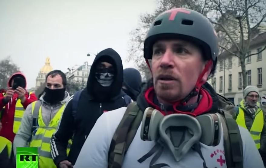 """W sobotę, 19.01.2019, [czyli przedwczoraj] protestowały już po raz dziesiąty z rzędu. Jak podaje Fakt.pl {TUTAJ}: """"We Francji """"żółte kamizelki"""" w sobotę manifestowały po raz 10. z rzędu mimo zainicjowania […]"""