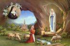 . . † Boże, któryś przez Niepokalane Poczęcie Najświętszej Dziewicy przygotował Synowi Swojemu godne mieszkanie, kornie Cię prosimy, abyśmy obchodząc święto Jej objawienia, osiągnęli zdrowie duszy i ciała. Przez Pana […]