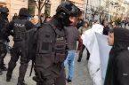"""Z okazji marszu środowisk określanych mianem """"normalnych inaczej"""" – kochających inaczej, moralnych inaczej odbyła się w Gnieźnie demonstracja promująca antywartości. Liczba protestujących przewyższała liczbę uczestników, którzy byli chronieni przez uzbrojonych […]"""