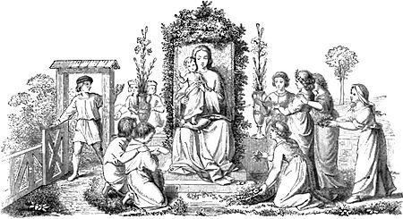 , . Intencja na miesiąc Maj . . O ducha chrześcijańskiej ofiarności .  W Ewangelii świętego Łukasza czytamy w rozdziale 9, wierszu 23: I mówił Pan Jezus do wszystkich: […]