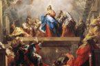 . . ZESŁANIE DUCHA ŚWIĘTEGO DOMINICA PENTECOSTES . . . . Dominica Pentecostes ~ I. chassis Niedziela Zesłania Ducha Świętego http://www.divinumofficium.com/cgi-bin/horas/oftficium.pl . . _______ . . KRÓTKI WYKŁAD ŚWIĘTYCH EWANGELIJ […]