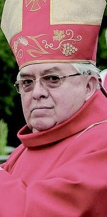 Br. Ordynariusz Diecezji Bydgoskiej Jan Tyrawa