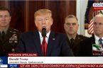 Takie wrażenie można było odnieść wczoraj [8.01.2020] po wysłuchaniu stosunkowo łagodnego oświadczenia prezydenta USA, Donalda Trumpa {TUTAJ}. Nie groził on zbrojnym odwetem za nocny atak rakietowy na bazy wojsk USA […]