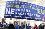 Spektakularną wpadkę odnotowali demonstrujący w Pradze nasi bracia Słowianie, którzy udowodnili, że typ tzw. użytecznego idioty jest gatunkiem występującym powszechnie, na terenie całej Europy. Manifestanci maszerowali odsiedziby prezydenta Republiki […]