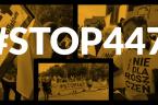 Dziś zaplanowano – jako punkt 5. porządku dziennego – pierwsze czytanie naszego (Rot Niepodległości) projektu ustawy #STOP447, wprowadzającego – między innymi – penalizację jakichkolwiek negocjacji (przez władze państwa) w sprawie […]