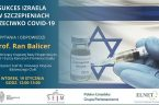 Przewodniczący krajowej rady eksperckiej ds. COVID-19 przy premierze Izraela, prof. Ran Balicer, ma spotkać się z polskimi politykami w Senacie. Opowie im o izraelskim sukcesie akcji wyszczepiania obywateli. Spotkanie jest […]