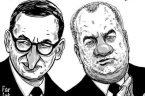 """Kto by przypuszczał, że rodzący się na naszych oczach totalitaryzm będzie miał """"zdradziecką mordę"""" Jarosława Kaczyńskiego. Wszystkim, którzy w tym momencie są skłonni twierdzić, że to przewidzieli, zadam pytanie: Uważacie […]"""