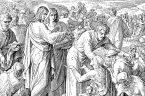 . . Laudetur Iesus Christus et Maria Immaculata! 14 marca 2021 r. . . Dominica IV in Quadragesima ~ I. classis IV Niedziela Wielkiego Postu – Laetare https://divinumofficium.com/cgi-bin/horas/officium.pl . . […]