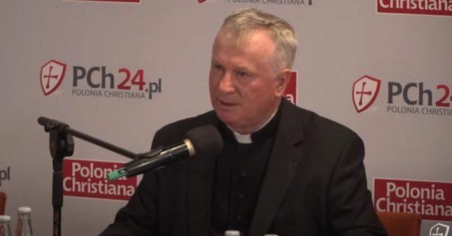 Kościół jako mistyczne Ciało Jezusa Chrystusa nie jest częścią państwa polskiego, jest odrębną bytowością, ani Kościół jako podmiot suwerenny, autonomiczny względem państwa polskiego nie jest częścią jednostki, którą nazywamy Sanepidem. […]